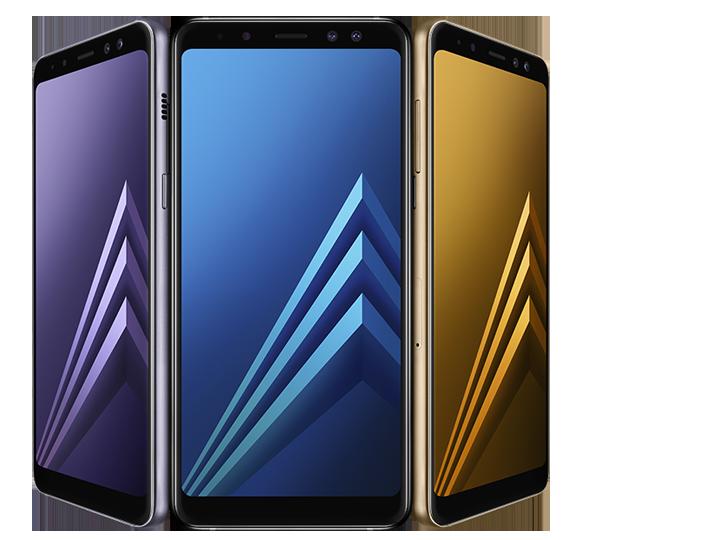 Nuovo Galaxy A8