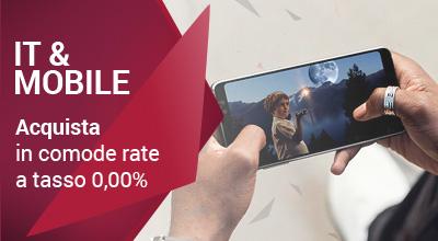 Acquista Prodotti mobile Samsung a rate
